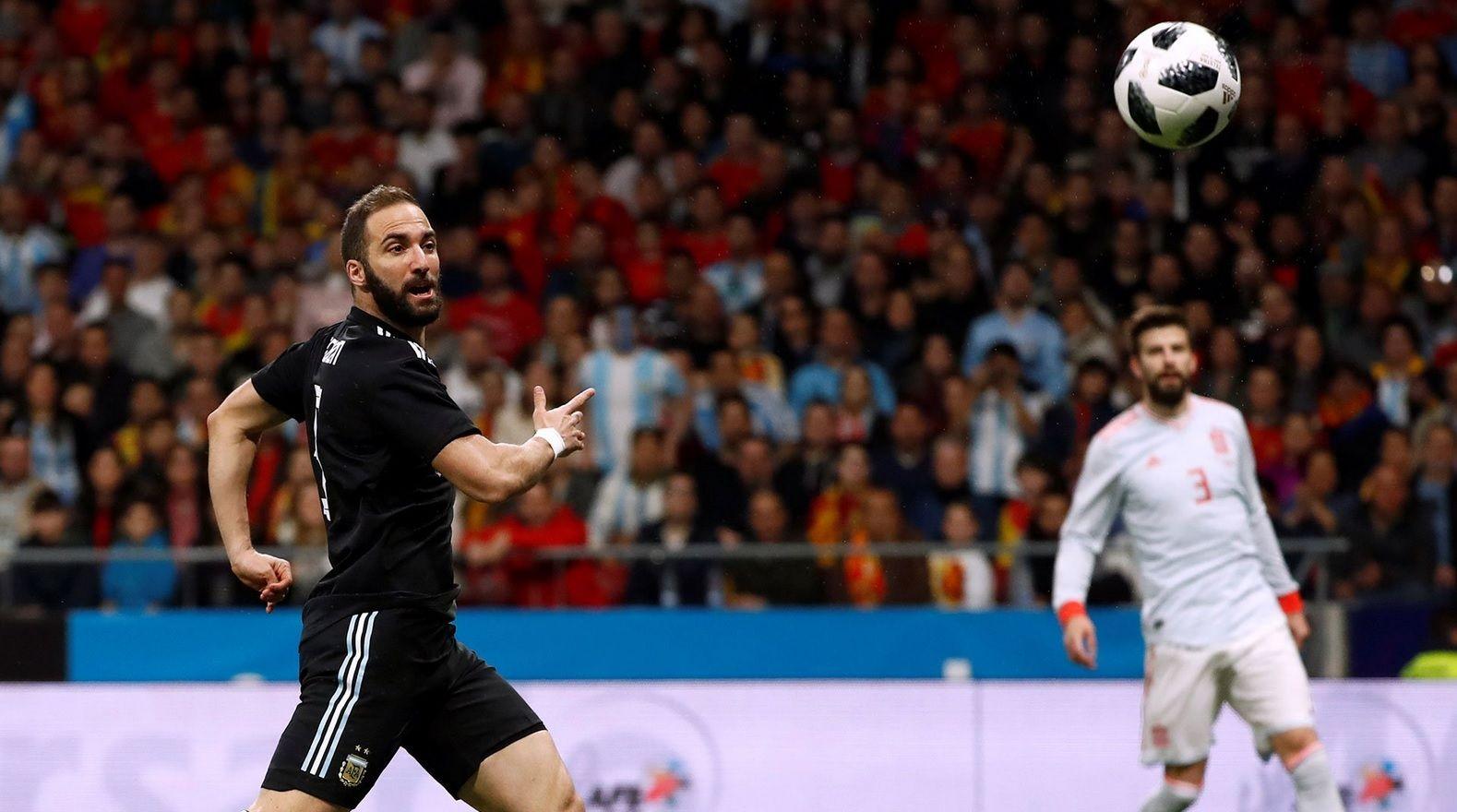 Ante tanta crítica, Gonzalo Higuaín confesó cuál fue el gol más importante de su vida