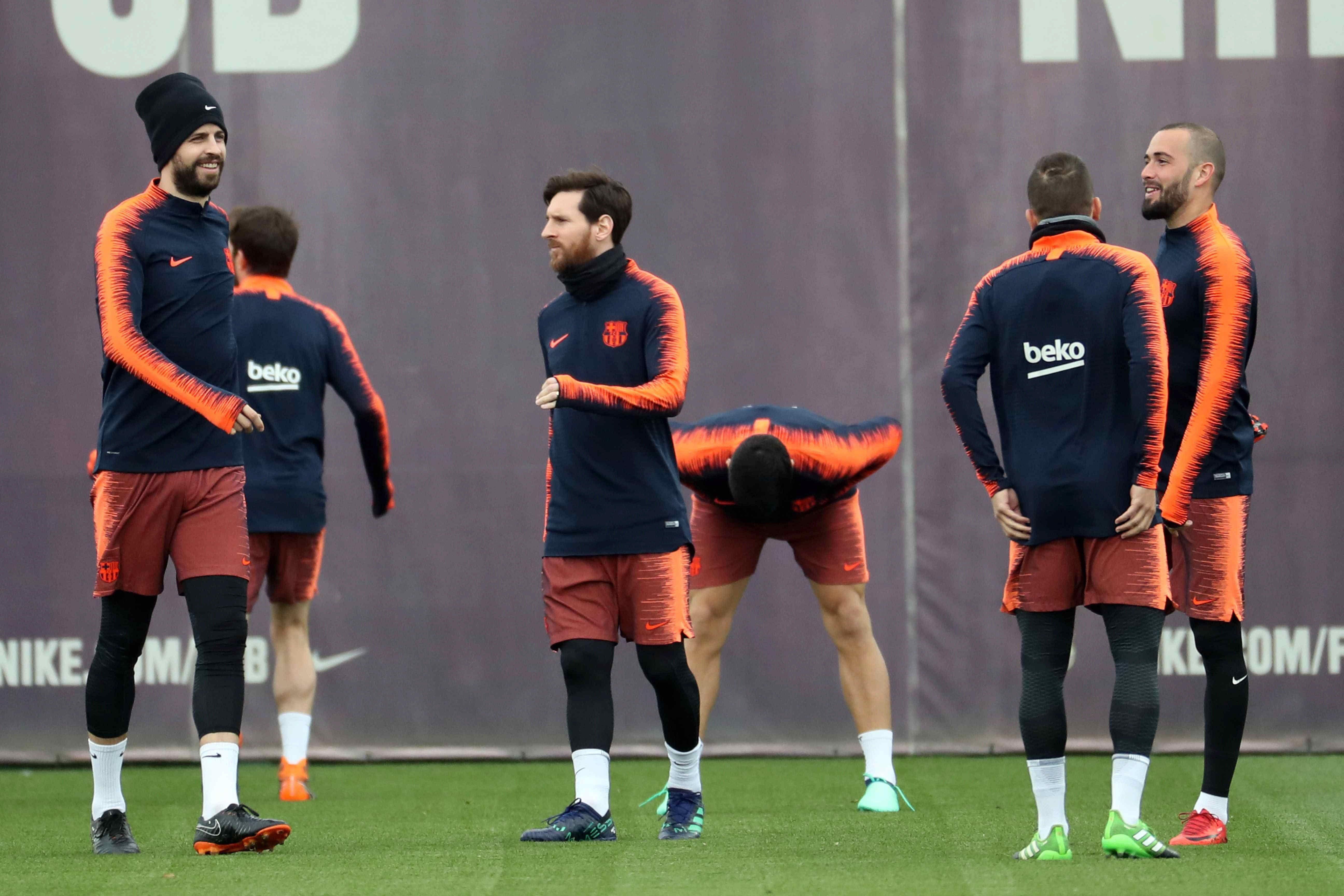 Lionel Messi fue sometido a un control antidoping sorpresa en Barcelona