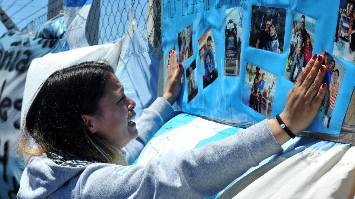 El reclamo de los familiares del ARA San Juan: De nuestro Presidente no conseguimos respuesta