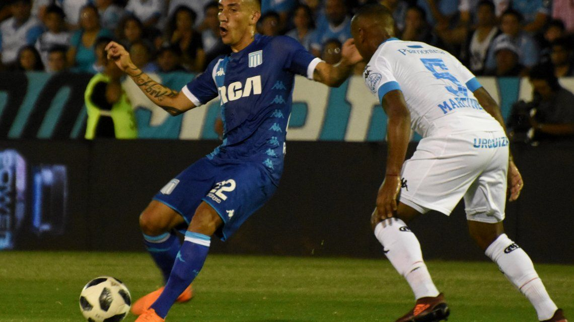 Racing se llevó un empate ante Belgrano