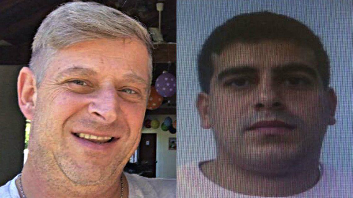 Dal Cin y Díaz Vallone se entregaron a la Justicia tras la emisión de un pedido internacional de captura