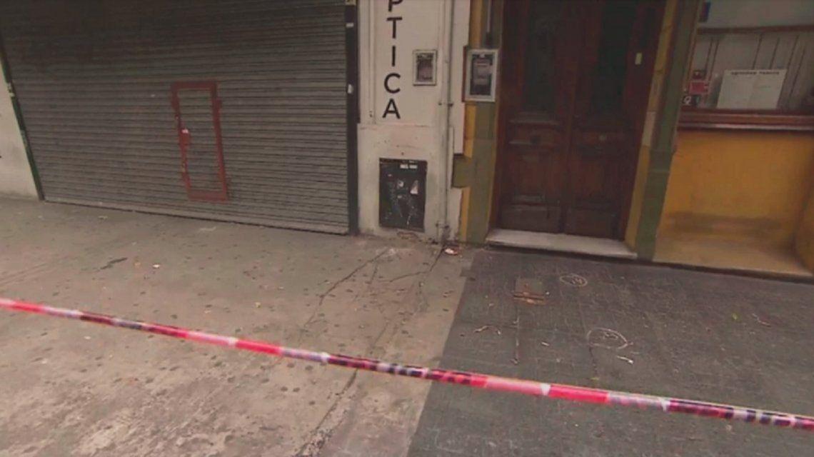 Palermo: un joven efectuó varios disparos a la salida de un boliche