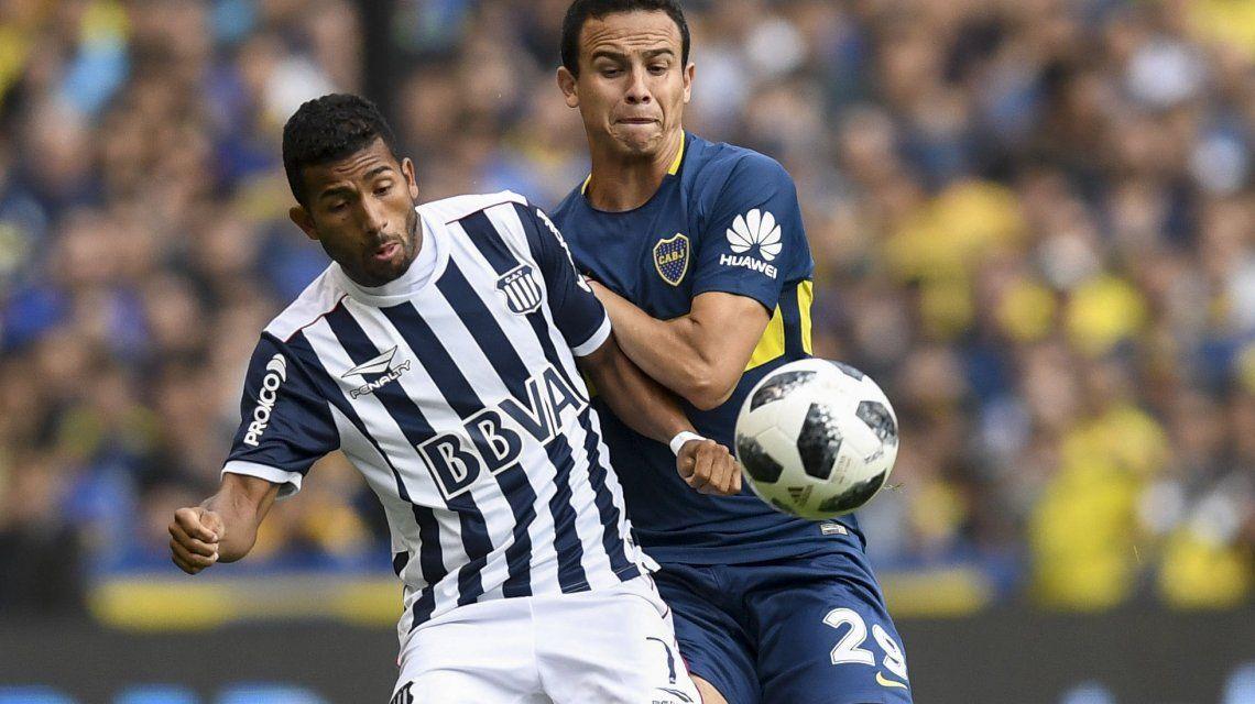 Sobre el final, Boca le ganó a su escolta Talleres y es casi campeón