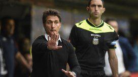¡No se vayan! Varios hinchas de Boca vivieron el gol de Pérez desde afuera del estadio