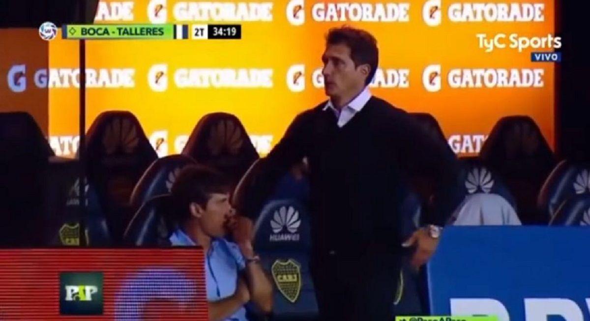 El gesto de Guillermo