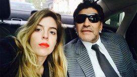 Habló Maradona y reveló por qué no fue al casamiento de Dalma