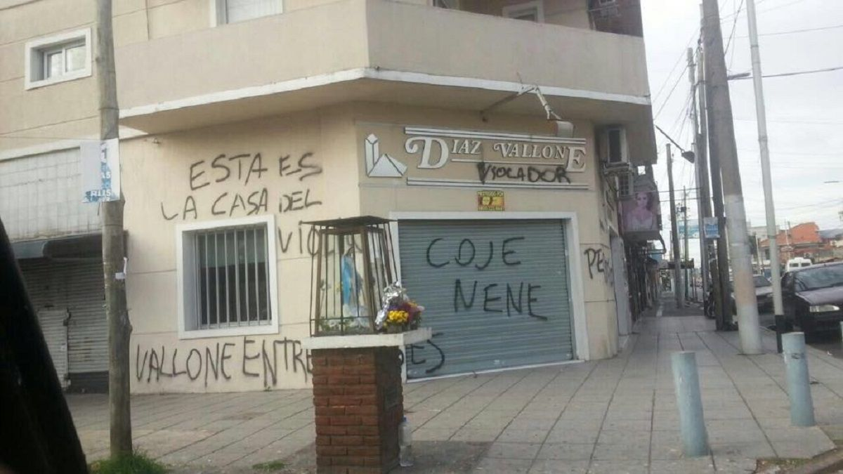La inmobiliaria de Juan Manuel Díaz Vallone
