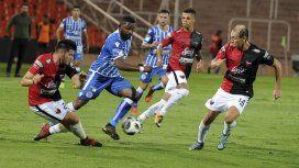 Con gol del Morro García sobre la hora, Godoy Cruz doblegó a Colón