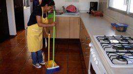 En el Día de la Empleada Doméstica, las trabajadoras deberán cobrar el doble si es que su empleador las necesita