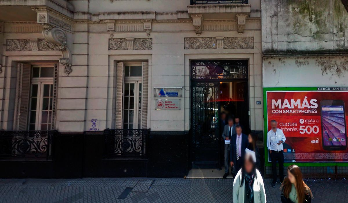 El Ministerio Público de Acusación donde la mujer denunció el abuso