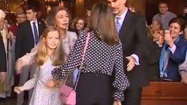 La Reina Letizia contra doña Sofía