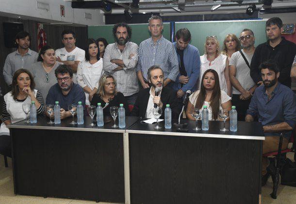 Gremios porteños anunciaron jornada de lucha contra el ajuste<br>