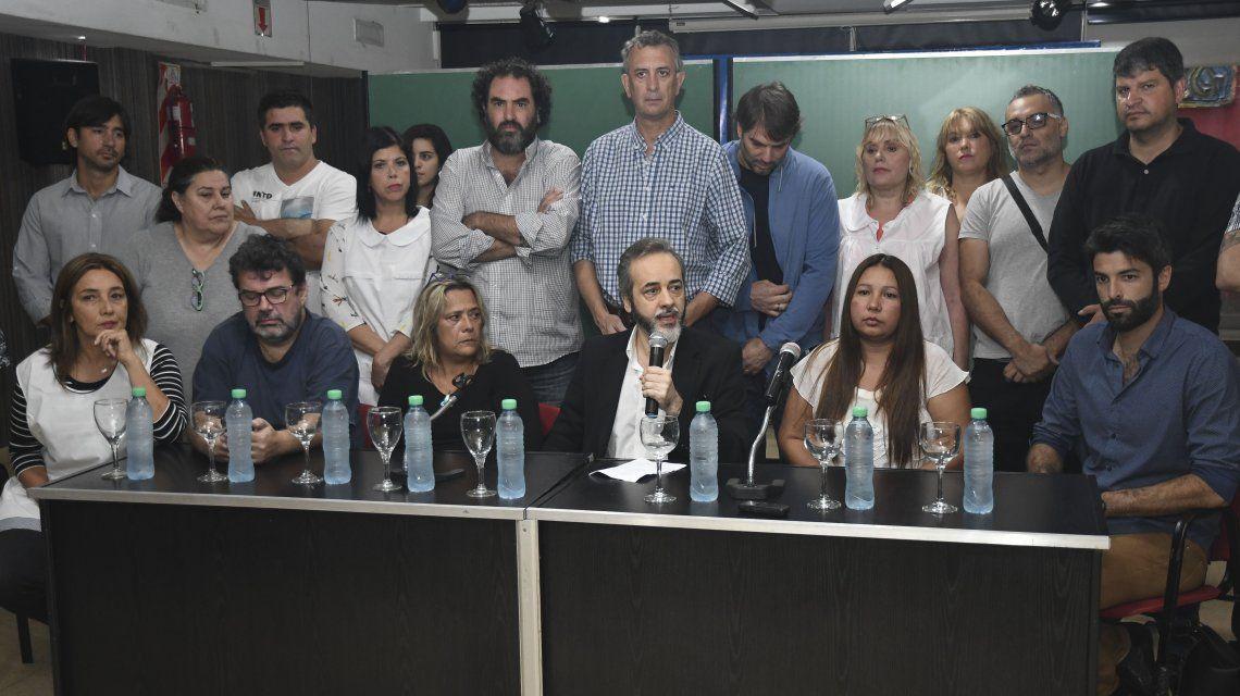 Gremios porteños anunciaron jornada de lucha contra el ajuste