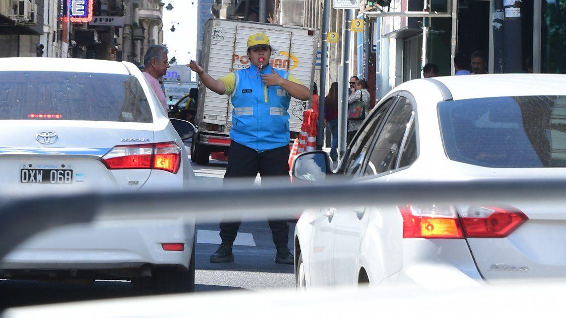 Cómo tramitar el permiso para ingresar con tu auto al microcentro