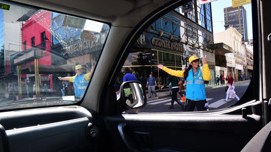 Rechazaron pedido de estacionamientos y rige la restricción vehicular céntrica
