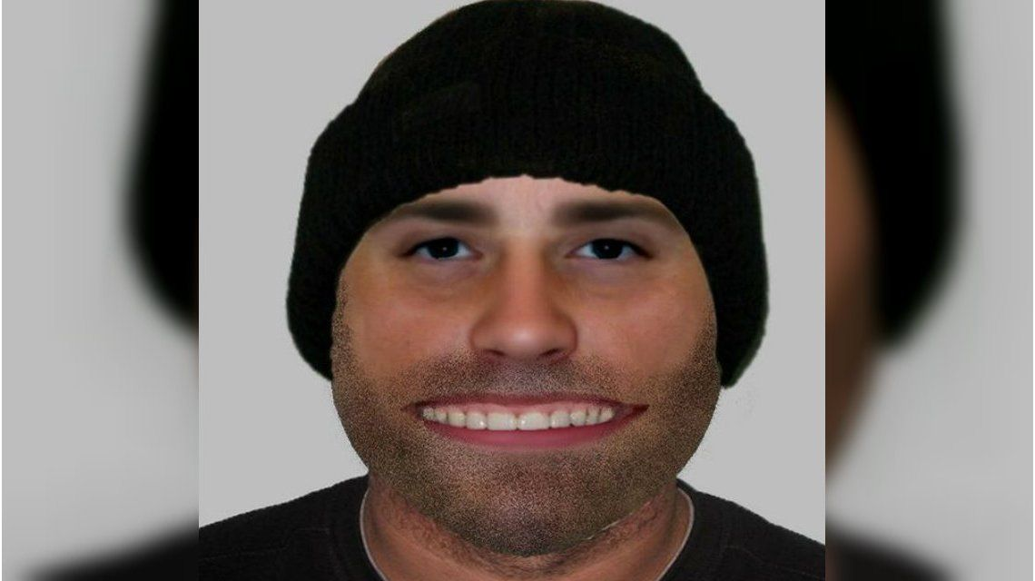 La policía busca sin parar a un ladrón que se ve como el de la foto