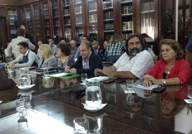Nueva reunión para destrabar la paritaria docente bonaerense en La Plata<br>