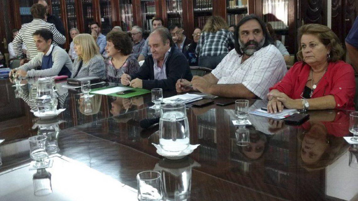Nueva reunión para destrabar la paritaria docente bonaerense en La Plata