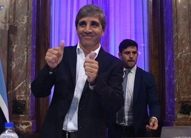 Luis Caputo: