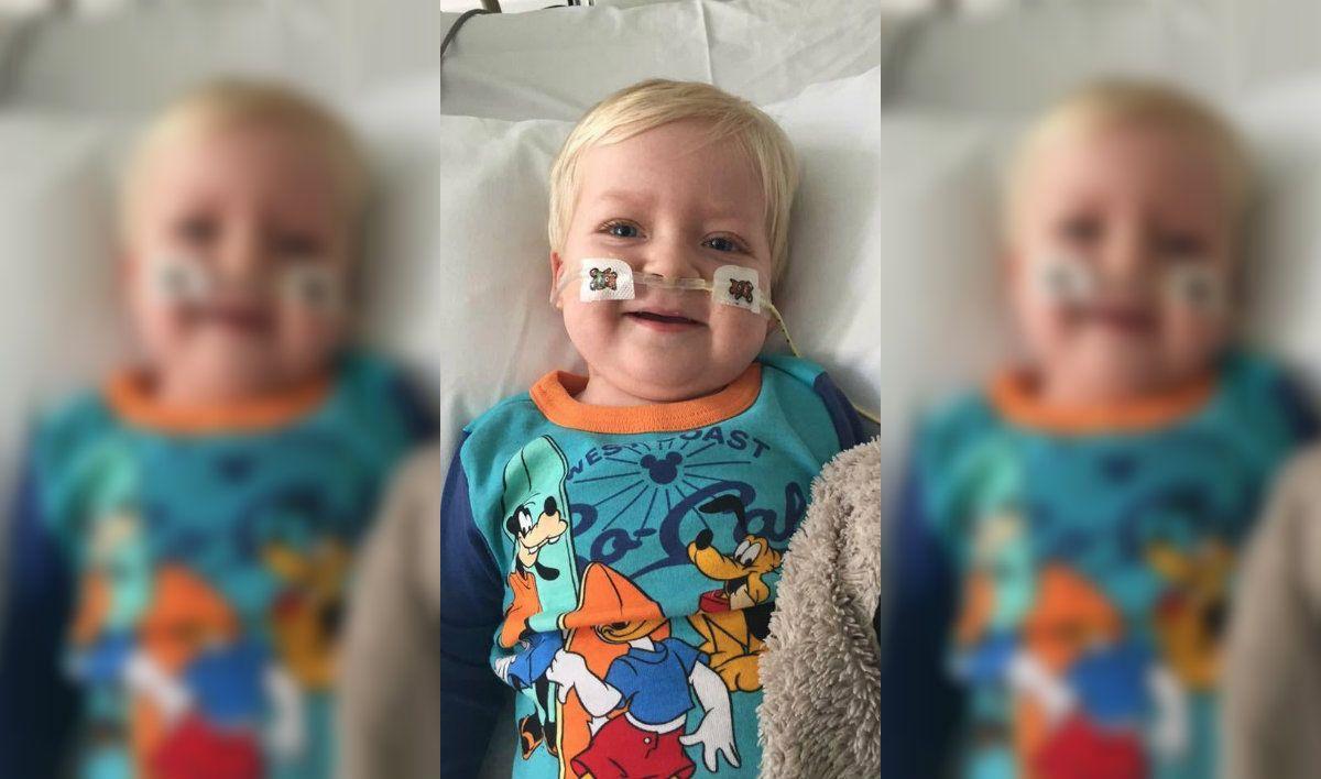 Dylan sobrevivió y su cáncer está en remisión