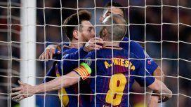 Messi y una dura noticia: uno de los pilares del Barcelona se va del club