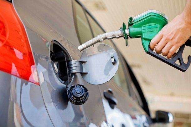 La nafta vuelve a aumentar<br>