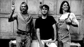 Nirvana en sus tiempos de gloria