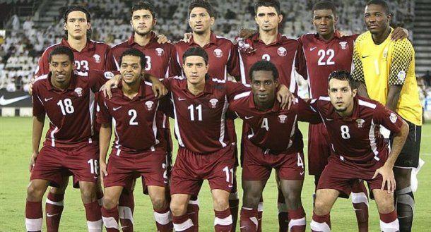 Selección de Qatar