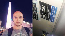 Emanuel Moyano fue discriminado en la línea 168