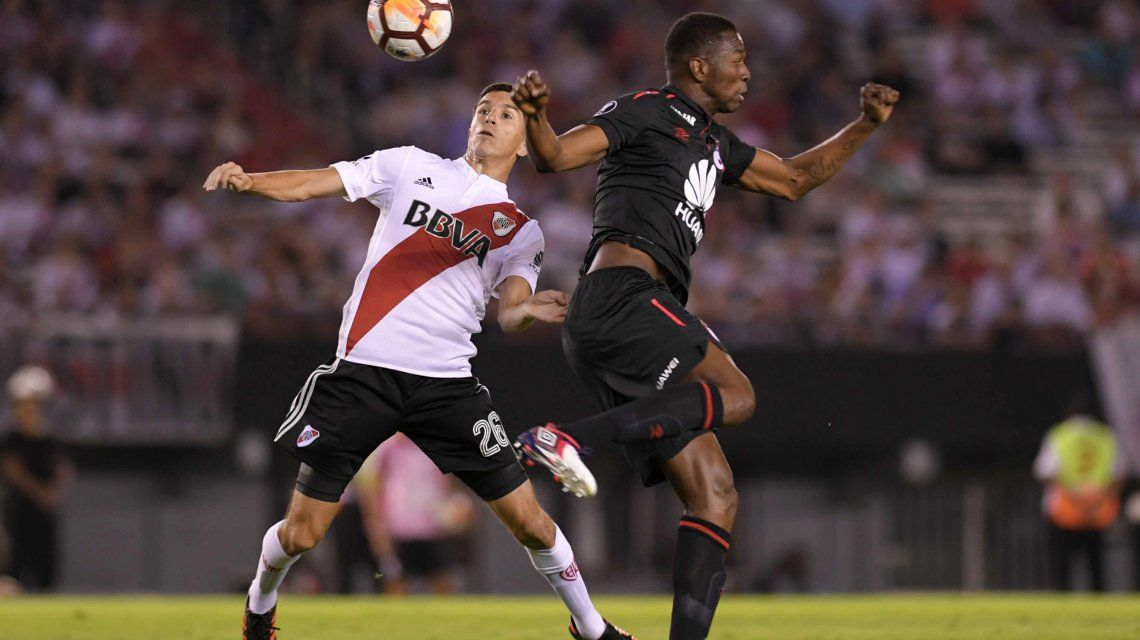 River vs Independiente de Santa Fe por la Libertadores