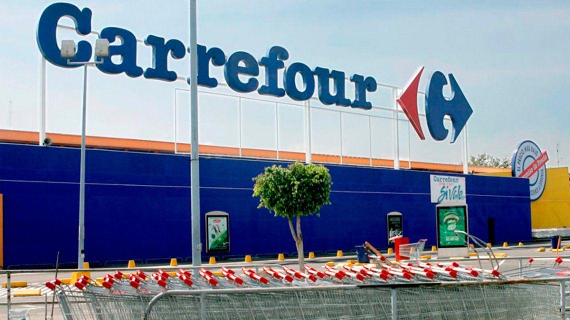 Carrefour: hoy siguen las negociaciones entre sindicalistas y empresarios