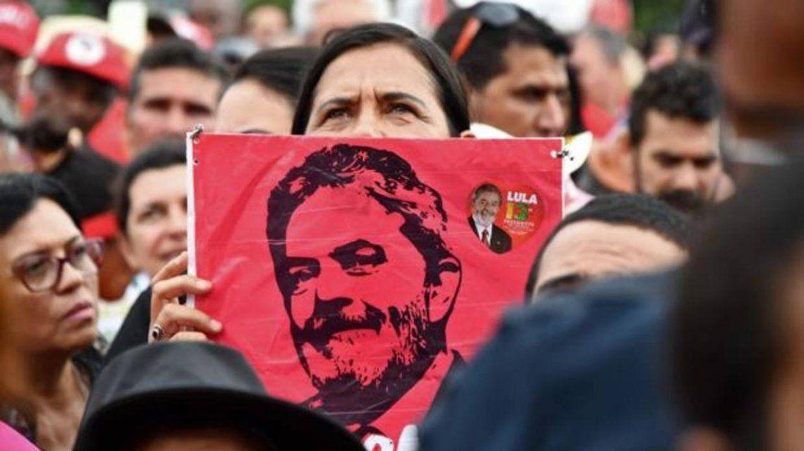 Lula hablará a minutos del vencimiento del plazo para su entrega