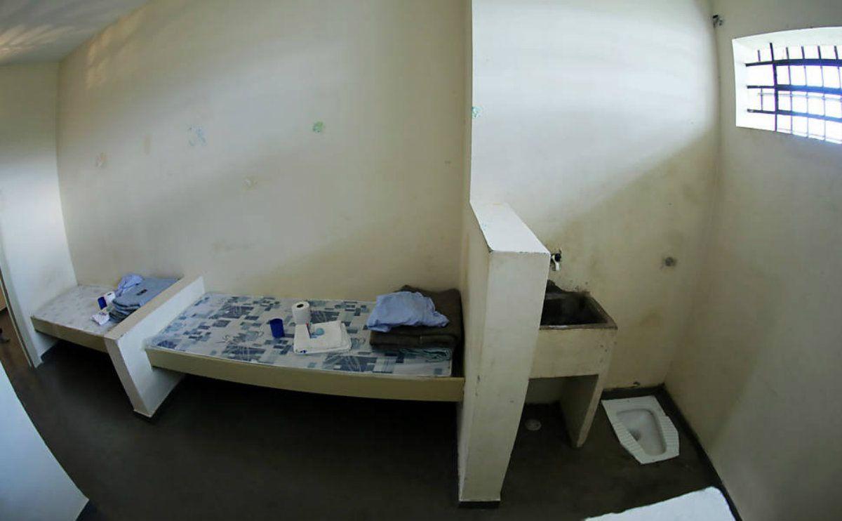 Así será la celda de Lula da Silva en el CMPP de Curitiba