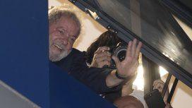 Lula en el Sindicato de Metalúrgicos