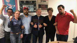 Lula resiste en una sede sindical: así pasó la noche el líder del PT