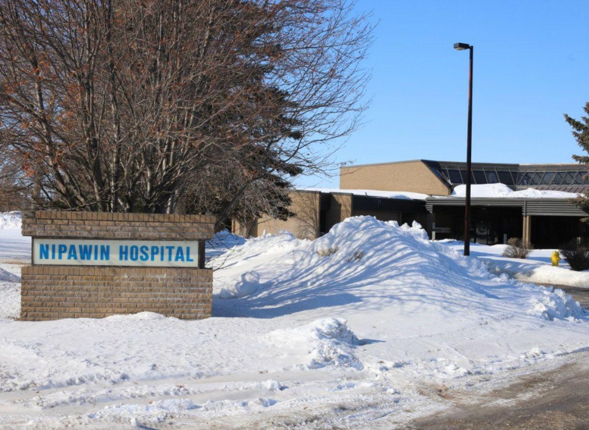 Los jugadores fueron llevados al Hospital de Nipawin