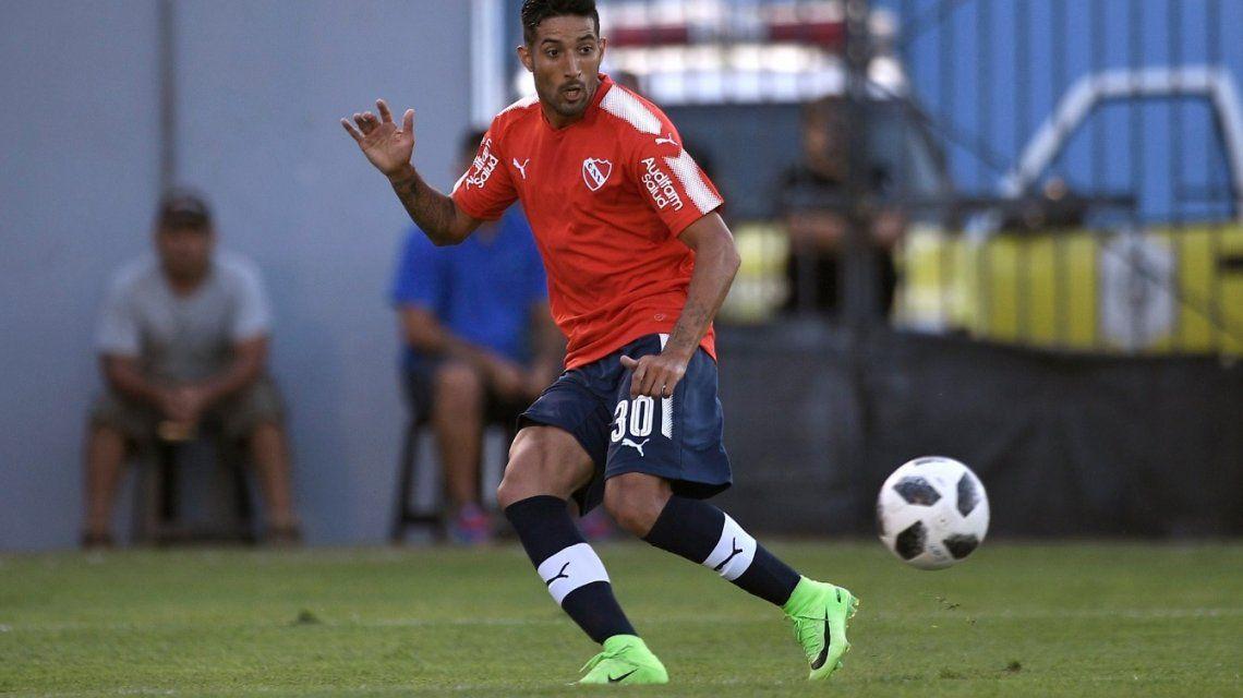 Gonzalo Verón en Independiente - Crédito:@Independiente