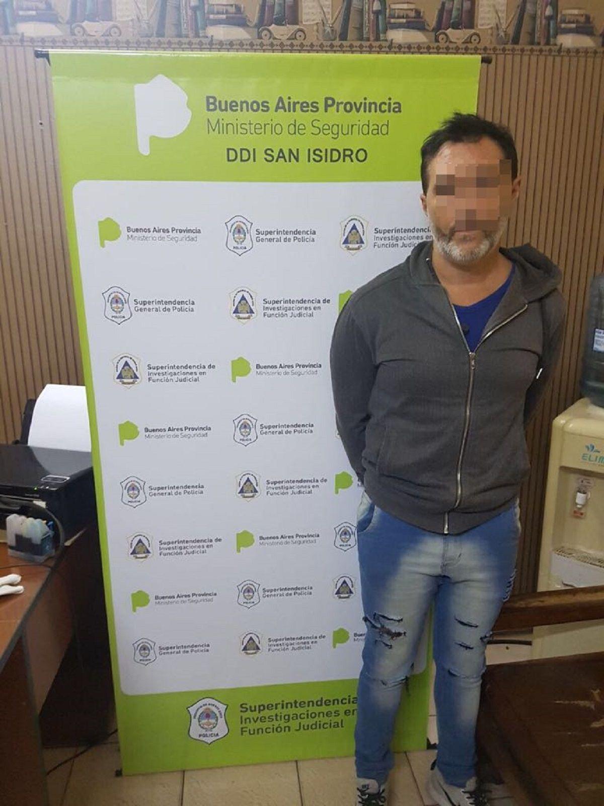Detuvieron a Nicolás Pachelo, imputado por cuatro robos en Tortugas
