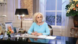 Mirtha Legrand - Crédito: @mirthalegrand