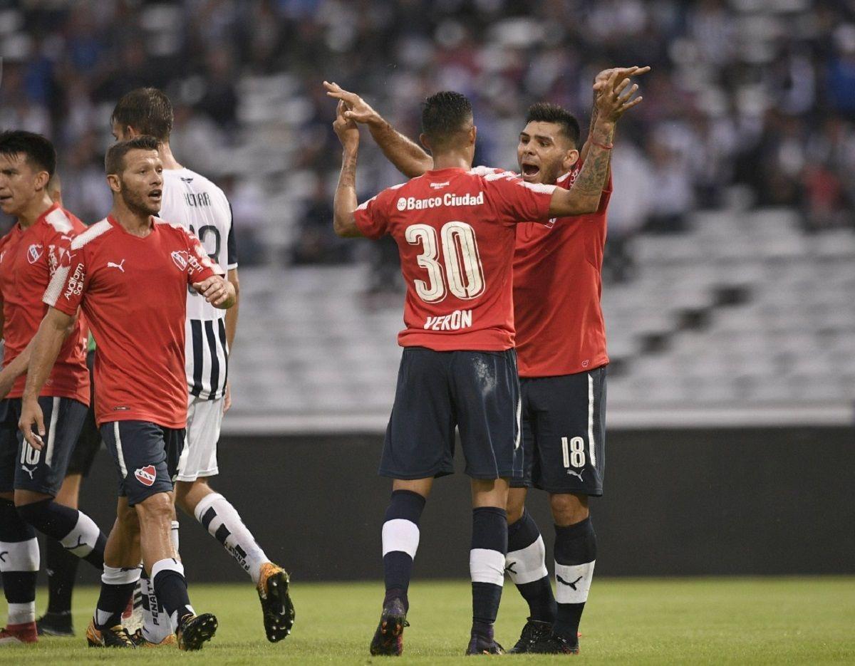 Independiente vs Talleres - Crédito:@Independiente