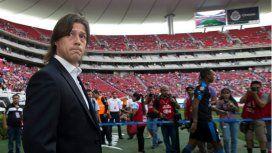 Matías Almeyda, preocupado