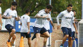¡Boca suma soldados! Tevez y Gago entrenaron con normalidad: ¿viajan a Brasil?