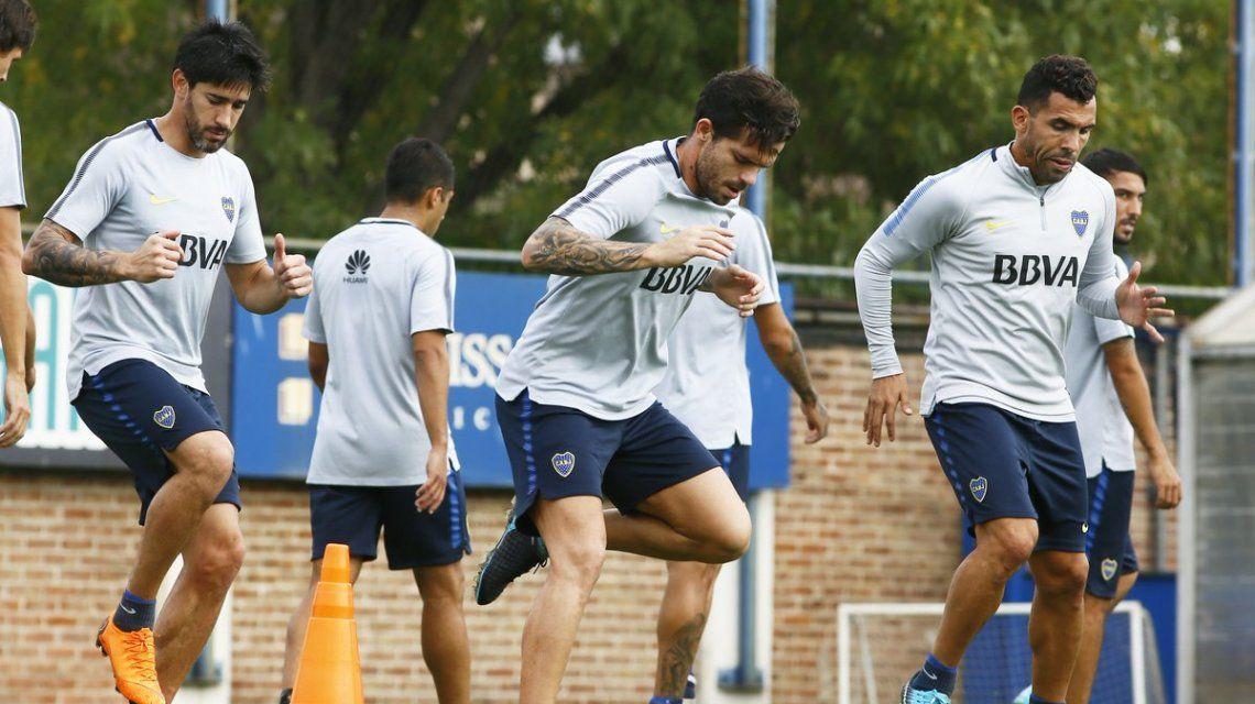 No termina de volver: Tevez no jugará frente a Independiente