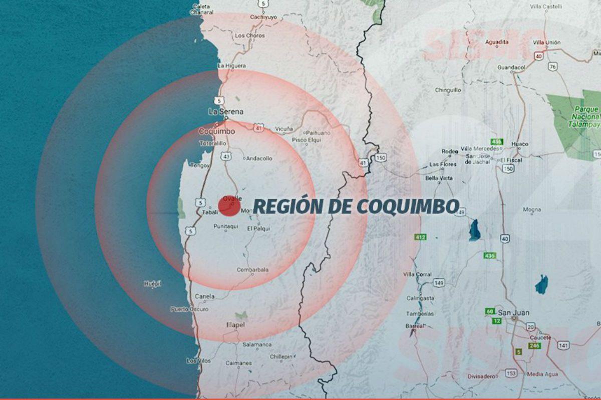 Un sismo en Chile se sintió en La Rioja