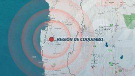 Un sismo en Chile se sintió en La Rioja, Catamarca, Córdoba, San Juan y Mendoza