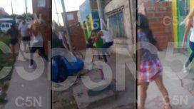 Una chica apuñaló a otra en San Isidro