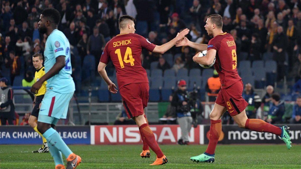Liverpool vs. Roma, por las semifinales de la Champions League: horario, formaciones y TV