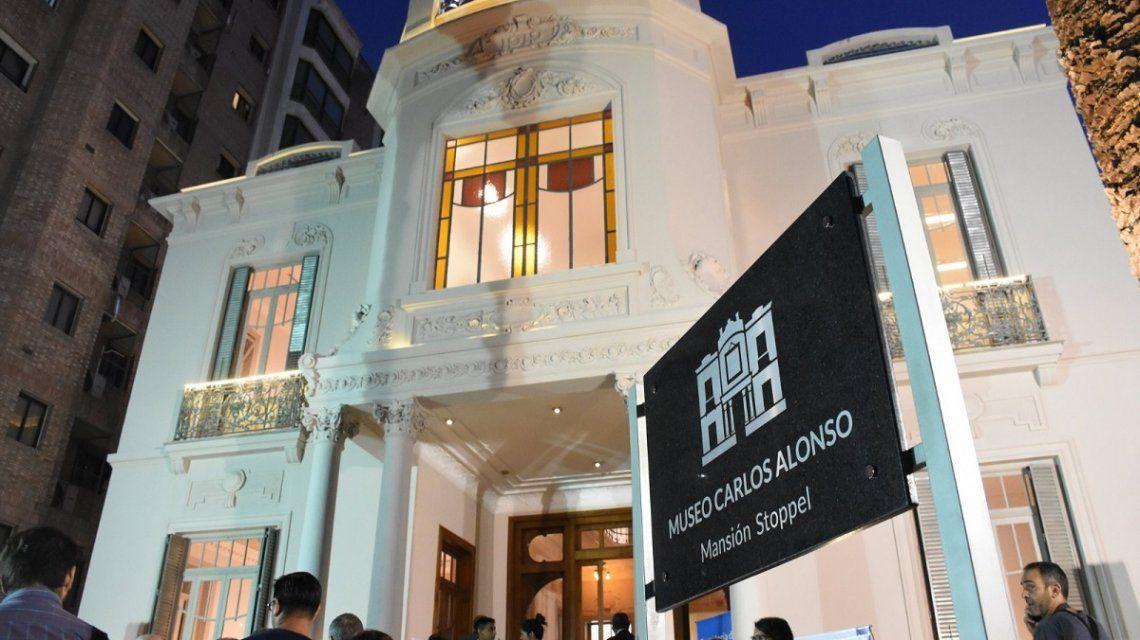 Mendoza: aseguran que en la Mansión Stoppel vive un fantasma