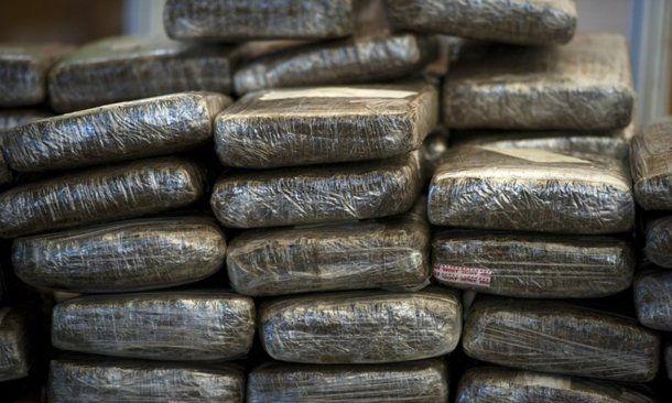 Tras un allanamiento de Gendarmería sólo se hallaron 540 kilos en el depósito.