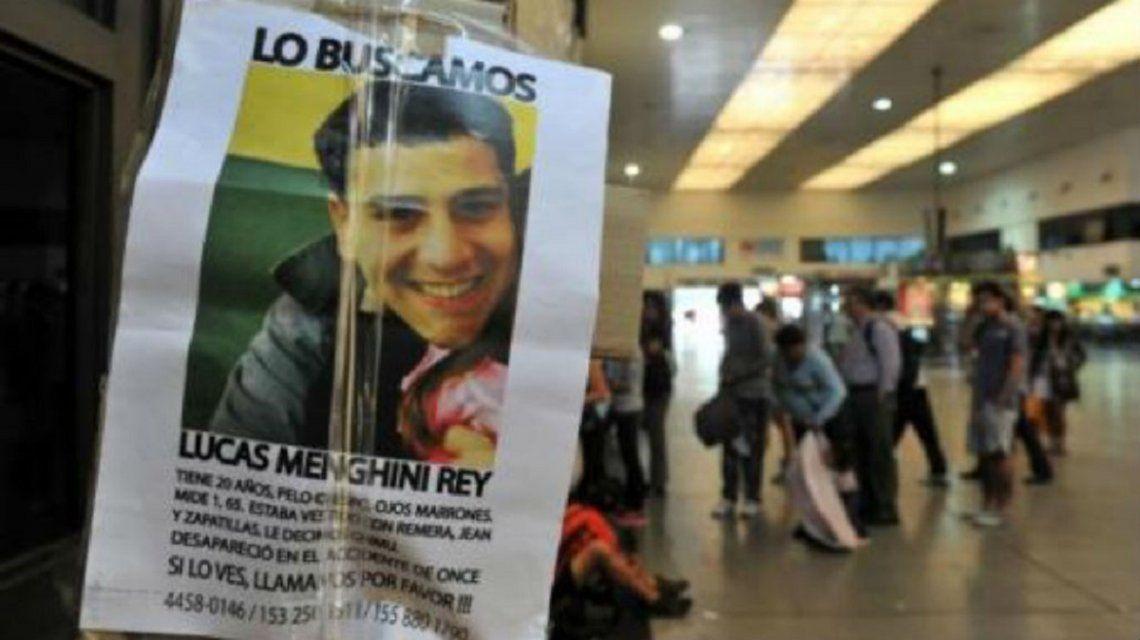 Tragedia de Once: absolvieron a los bomberos acusados de no buscar a Lucas Menghini Rey
